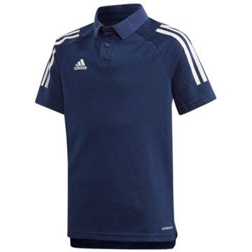 adidas PoloshirtsCON20 POLO Y - ED9239 blau