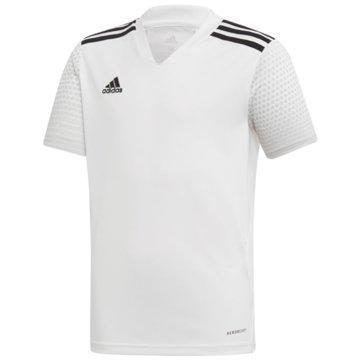 adidas FußballtrikotsREGISTA 20 TRIKOT - FI4566 weiß