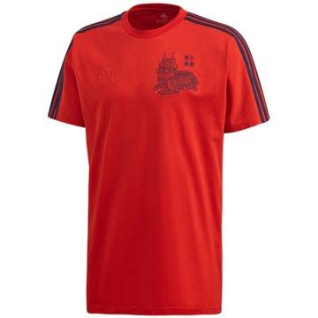adidas Fan-T-ShirtsFCB CNY TEE - FI6235 -