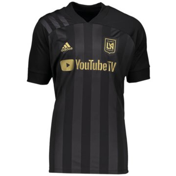adidas FußballtrikotsLAFC H JSY - FL9601 -