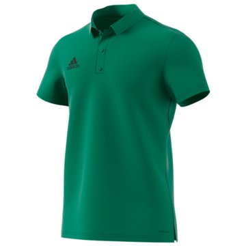 adidas PoloshirtsCORE 18 CLIMALITE POLOSHIRT - FS1901 grün