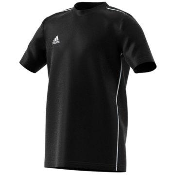 adidas FußballtrikotsCore 18 Tee - FS3249 schwarz