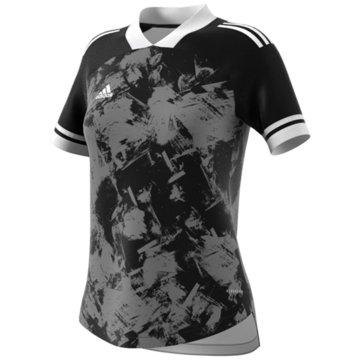 adidas FußballtrikotsCONDIVO20 JSY W - FT7245 schwarz