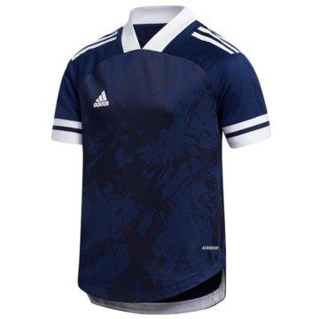 adidas FußballtrikotsCONDIVO 20 TRIKOT - FT7250 blau