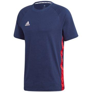 adidas Fan-T-ShirtsTAN TAPE TEE - FM0853 -