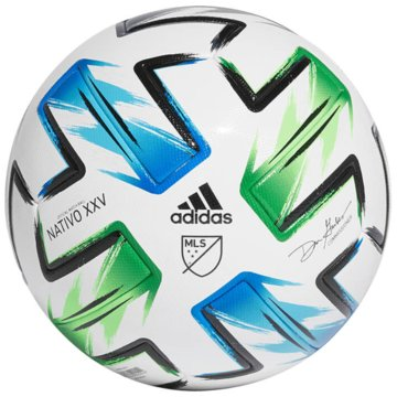 adidas FußbälleMLS Nativo XXV Pro Ball - FH7319 -