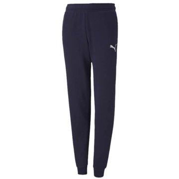Puma Jogginghosen blau