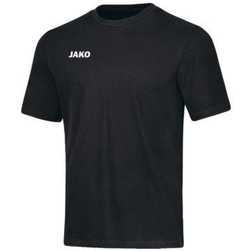 Jako T-ShirtsT-SHIRT BASE - 6165 schwarz