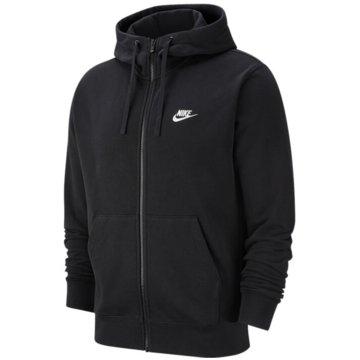 Nike SweatjackenSPORTSWEAR CLUB - BV2648-010 schwarz