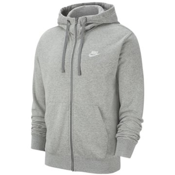 Nike SweatjackenM NSW CLUB HOODIE FZ FT - BV2648 -