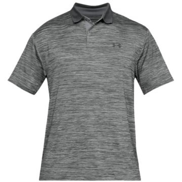 Under Armour Poloshirts PERFORMANCE STRUKTURIERTES POLOSHIRT - 1342080 grau