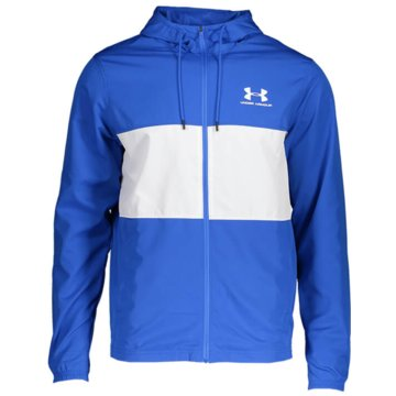 Under Armour SweatjackenSPORTSTYLE TRICOT JACKET - 1329293 blau