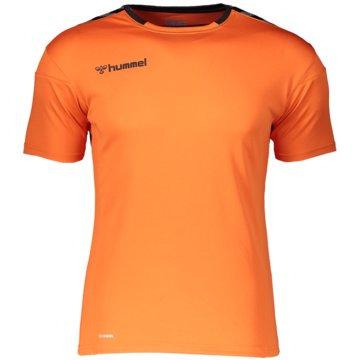 Hummel T-Shirts orange