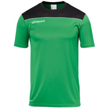 Uhlsport T-Shirts grün