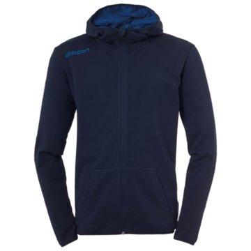 Uhlsport HoodiesESSENTIAL HOOD JACKET - 1005196K blau