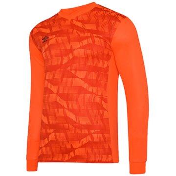 Umbro Torwarttrikots orange