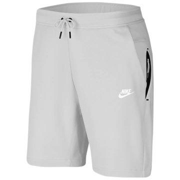 Nike kurze Sporthosen weiß