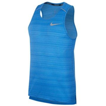 Nike TanktopsNike Dri-FIT Miler Men's Running Tank - AJ7562-402 -