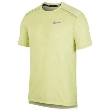 Nike T-ShirtsNike Dri-FIT Miler Men's Short-Sleeve Running Top - AJ7565-367 grün