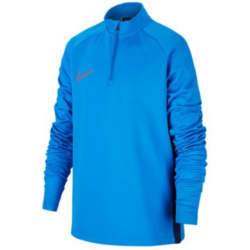 Nike SweatshirtsNike Dry-FIT Academy Big Kids' Soccer Drill Top - AO0738-453 blau