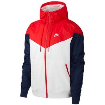 Nike SweatjackenSportswear Windrunner weiß