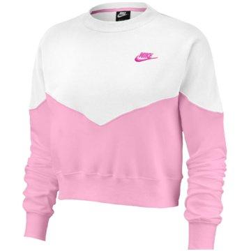 Nike SweatshirtsSportswear Heritage Crew rosa