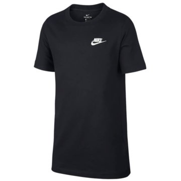 Nike T-ShirtsSPORTSWEAR - AR5254-010 schwarz