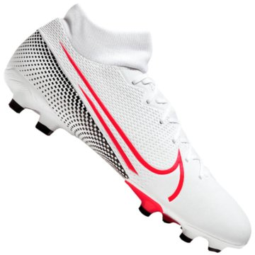 Nike Nocken-SohleNike Mercurial Superfly 7 Academy MG Multi-Ground Soccer Cleat - AT7946-160 weiß