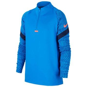 Nike SweatshirtsNike Dri-FIT Strike Big Kids' Soccer Drill Top - BV9459-410 blau