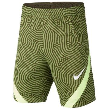 Nike FußballshortsNike Dri-FIT Strike Big Kids' Soccer Shorts - BV9461-325 grün