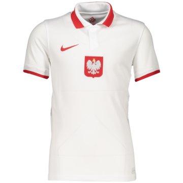 Nike Fan-TrikotsPOLAND 2020 STADIUM HOME - CD1050-100 -