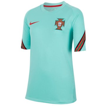 Nike Fan-T-ShirtsPortugal Strike Big Kids' Short-Sleeve Soccer Top - CD3000-305 -