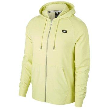 Nike SweatjackenNike Sportswear Men's Full-Zip Hoodie - CI9584-367 gelb