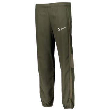 Nike Trainingshosen oliv