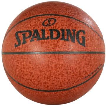 Spalding Basketbälle orange