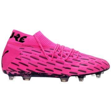 Puma Nocken-SohleFUTURE 6.1 NETFIT FG/AG - 106179-003 pink