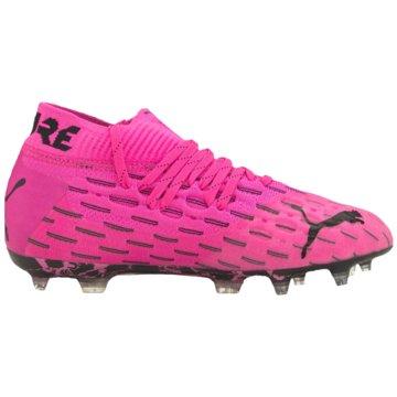 Puma Nocken-Sohle pink
