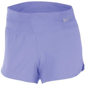 Nike Laufshorts lila
