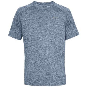 Under Armour T-ShirtsTECH 2.0 SS TEE - 1326413 blau