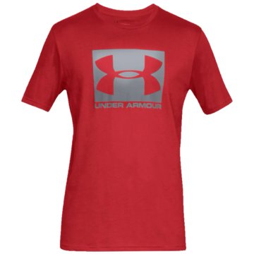 Under Armour T-Shirts BOXED SPORTSTYLE T-SHIRT - 1329581 rot