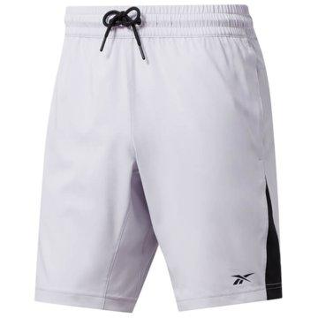 Reebok kurze Sporthosen weiß