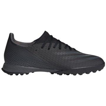adidas Multinocken-SohleX Ghosted.3 TF schwarz