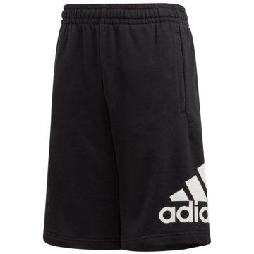 adidas Kurze SporthosenMust Haves Badge of Sport Shorts - FM6456 schwarz