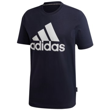 adidas T-ShirtsMH BOS TEE - FT0095 schwarz