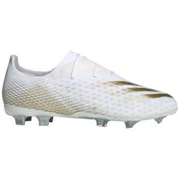 adidas Stollen-SohleX GHOSTED.2 FG - FW6776 weiß