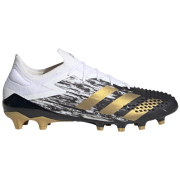 adidas Multinocken-SohlePredator Mutator 20.1 Low AG weiß