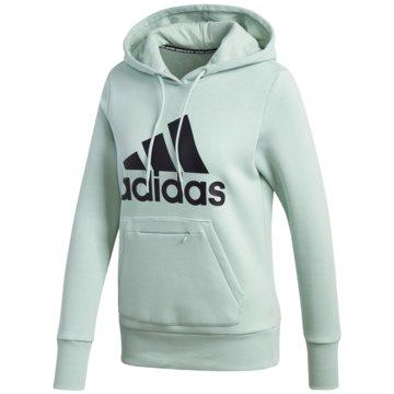 adidas HoodiesMust Haves Badge of Sport Over-head Hoodie Women -
