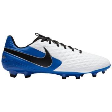 Nike Nocken-SohleNike Tiempo Legend 8 Academy MG Multi-Ground Soccer Cleat - AT5292-104 weiß