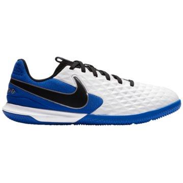 Nike Hallen-SohleNike Jr. Tiempo Legend 8 Academy IC Little/Big Kids' Indoor/Court Soccer Shoe - AT5735-104 -