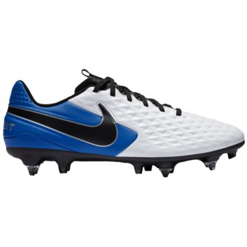 Nike Stollen-SohleNike Tiempo Legend 8 Academy SG-PRO Anti-Clog Traction Soft-Ground Soccer Cleat - AT6014-104 weiß